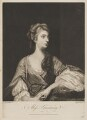 Elizabeth Napier (née Greenway), by Richard Purcell (H. Fowler, Charles or Philip Corbutt), published by  Robert Sayer, after  Sir Joshua Reynolds - NPG D34916