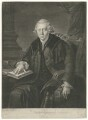 John Gregory, by Richard Earlom, after  Sir George Chalmers - NPG D34920