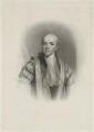 William Wyndham Grenville, 1st Baron Grenville, by John Samuel Agar, after  John Wright, after  William Owen - NPG D34923