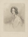 Hon. Mrs Denison, by William Henry Egleton, after  John Hayter - NPG D35020