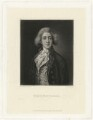 Robert Grosvenor, 1st Marquess of Westminster, by Thomas Lewis Atkinson, published by  Henry Graves & Co, after  Thomas Gainsborough - NPG D34990