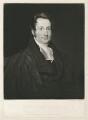 John Grundy, by Samuel William Reynolds, published by  Agnew & Zanetti, after  Henry Wyatt - NPG D35000