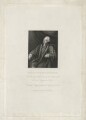 Frederick North, 2nd Earl of Guilford, by W.T. Mote, published by  Harding & Lepard, after  William Derby, after  Nathaniel Dance (later Sir Nathaniel Holland, Bt) - NPG D35006