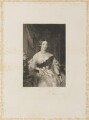 Queen Victoria, by Frederick Bacon, published by  Colnaghi and Puckle, after  Sir William Charles Ross - NPG D35043