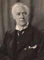 Ronald Crauford Munro-Ferguson, 1st Viscount Novar, by Henry Walter ('H. Walter') Barnett - NPG x45445