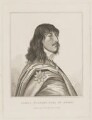 James Stanley, 7th Earl of Derby, published by W. Scott, after  Sir Anthony van Dyck - NPG D35031
