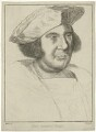 Sir Henry Guildford ('Harry Guldeford Knight'), by Richard Dalton, after  Hans Holbein the Younger - NPG D35061