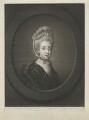 Elizabeth Bridgetta Gulston (née Stepney), by Richard Earlom, published by  Robert Sayer, after  Hugh Douglas Hamilton - NPG D35068