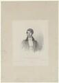 Sir Robert Henry Gunning, 3rd Bt, by Coenraad Hamburger, printed by  Charles Joseph Hullmandel, published by  J. York, after  Robinson - NPG D35070