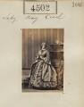 Mary Frances Ryder (née Cecil), Countess of Harrowby