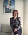 Hazel Anne Blears, by Eva Vermandel - NPG x132712