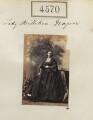 Anne Salisbury Meliora (née Adlercron), Lady Napier, by Camille Silvy - NPG Ax54582