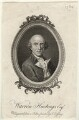 Warren Hastings, after Johan Joseph Zoffany - NPG D35206