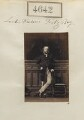 Lord Frederick John FitzRoy, by Camille Silvy - NPG Ax54654