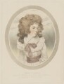 Elizabeth (née Farren), Countess of Derby, by Joseph Collyer the Younger, published by  M. Lawson, after  John Downman - NPG D35131