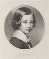 King Edward VII, by Thomas Fairland, printed by  M & N Hanhart, after  Franz Xaver Winterhalter - NPG D35053