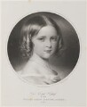 Princess Louise Caroline Alberta, Duchess of Argyll, by Thomas Fairland, printed by  M & N Hanhart, after  Franz Xaver Winterhalter - NPG D35058