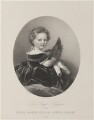 Prince Arthur, 1st Duke of Connaught and Strathearn, by Thomas Herbert Maguire, printed by  M & N Hanhart, after  Franz Xaver Winterhalter - NPG D35059