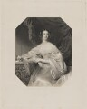 Jane Dering (née Edwardes), Lady Dering, by W. Joseph Edwards, published by  Joseph Hogarth, after  Frederick Richard Say - NPG D35138