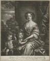 James Beauclerk; Charles Beauclerk, 1st Duke of St Albans; Nell Gwyn, by Richard Tompson, after  Sir Peter Lely - NPG D35094
