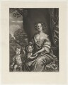 James Beauclerk; Charles Beauclerk, 1st Duke of St Albans; Nell Gwyn, after Richard Tompson, and after  Sir Peter Lely - NPG D35095