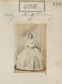 Elizabeth (née Holmes), Lady Heytesbury