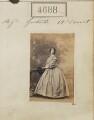 Hon. Gertrude Anne Hamersley (née Holmes à Court)