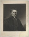 William Hale Hale, by William Walker, after  Thomas Woolnoth - NPG D35117