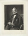 Charles Wood, 1st Viscount Halifax, by John Douglas Miller, published by  Paul and Dominic Colnaghi & Co, after  George Richmond - NPG D35218