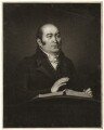 Robert Hall, after John Flower - NPG D35225