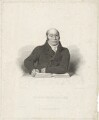 Robert Hall, by William Finden, printed by  H. Wilkinson, published by  Holdsworth and Ball, after  Nathan Cooper Branwhite - NPG D35227