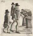 John Rae; Charles Oman; Hamilton Bell, by John Kay - NPG D32339