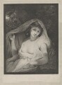 Emma Hamilton ('Neæra'), by John Young, published by  John Harris, after  John Hoppner - NPG D35241