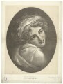 Emma Hamilton as a Bacchante, by Henry Sigismund Uhlrich, after  George Romney - NPG D35246