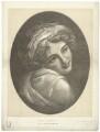 Emma Hamilton as a Bacchante, by Henry Sigismund Uhlrich, after  George Romney - NPG D35246