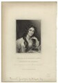 Harriet Anne Chichester (née Butler), Marchioness of Donegall, by James Thomson (Thompson), published by  Edward Bull, after  Anne Mee (née Foldsone) - NPG D35269