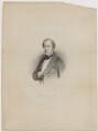William George Spencer Cavendish, 6th Duke of Devonshire, by Charles Baugniet, printed by  M & N Hanhart - NPG D35160