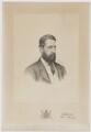 Spencer Compton Cavendish, 8th Duke of Devonshire, published by Morris, Walton & Co, after  Charles William Walton - NPG D35161