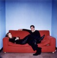 Martha Lane-Fox; Brent Hoberman, by Sarah Dunn - NPG x88708