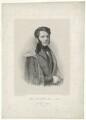 Sir Robert North Collie Hamilton, 6th Bt, by William Sharp, printed by  William Day Sr, after  Sir George Hayter - NPG D35277