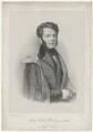 Sir Robert North Collie Hamilton, 6th Bt, by William Sharp, printed by  William Day Sr, after  Sir George Hayter - NPG D35278