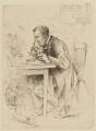 Alexander Dickson, by William Brassey Hole - NPG D35178