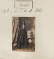 Hon. William Charles Ellis, by Camille Silvy - NPG Ax52844