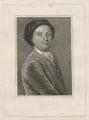 John Hanbury, by J.W. Harding - NPG D35299