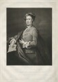 George Frideric Handel, by and published by Charles Turner, after  Bartholomew Dandridge - NPG D35300