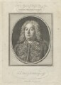 George Frideric Handel, by John Goldar - NPG D35302