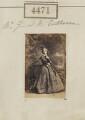 Miriam Josephine Enthoven (née Mozley), by Camille Silvy - NPG Ax54484