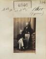 Hon. Charles George Cornwallis Eliot; William Gordon Cornwallis Eliot, 4th Earl of St Germans, by Camille Silvy - NPG Ax54854