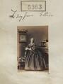 Lady Jane Harriet Ellice (née Pleydell-Bouverie), by Camille Silvy - NPG Ax55323
