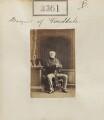 George Hay, 8th Marquess of Tweeddale, by Camille Silvy - NPG Ax52758